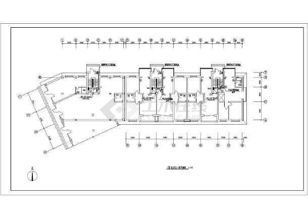某住宅电气全套图纸-图1
