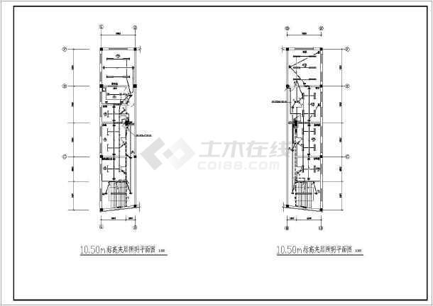 某车站电气设计施工图-图2