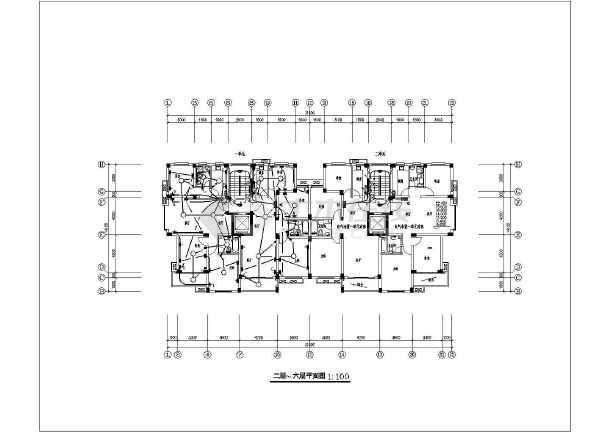 某经济适用房电气设计方案-图1