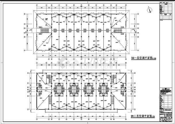 [安徽]批发市场商业楼电气施工图(2016最新设计)-图3