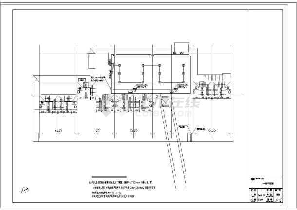 安徽34层综合楼给排水施工图-图3