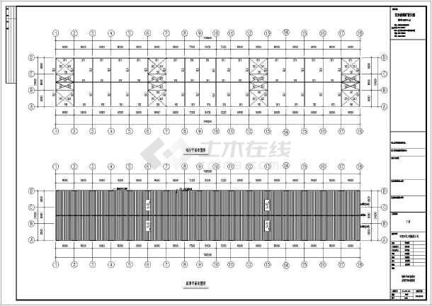 某临时办公室说明CAD图纸(含绿化符合)图纸什么上代表建筑L设计图片