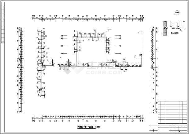 某研究中心空调图纸-图1