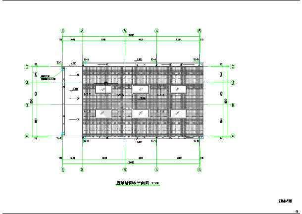 某镇某幼儿园新建工程给排水施工图(含设计说明)-图2
