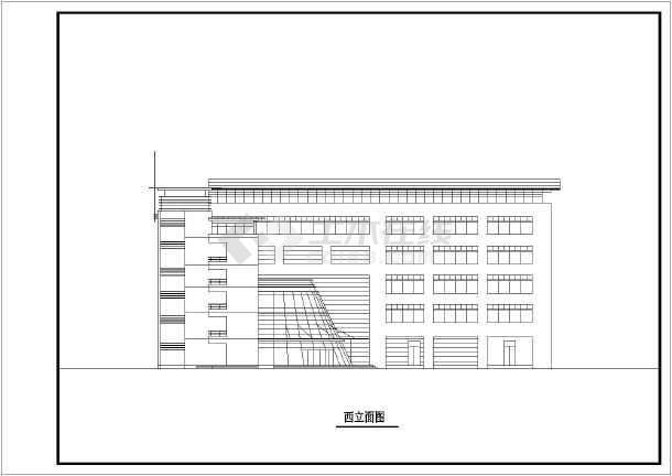 某厂房设计方案图-图2
