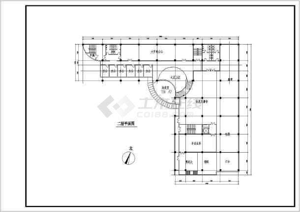 某厂房设计方案图-图3