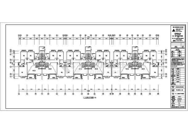 [江西]职工过渡房电气施工图-图3