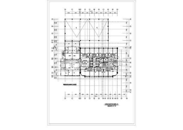 [山西]办公综合大楼精装电气全套施工图-图2
