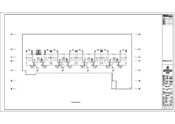 [内蒙古]政府机关宿舍娱乐综合楼电气施工图-图3