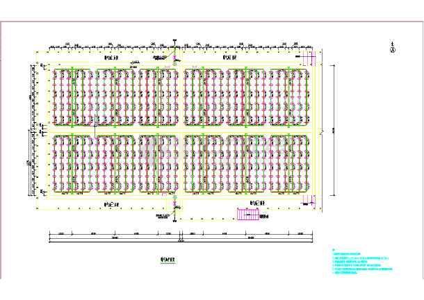 某生活污水处理站工程全套工艺图-图1