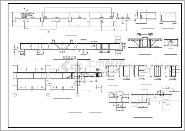 某地经典住宅建筑结构图纸-图1