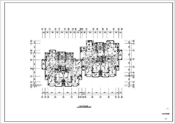 [浙江]高档住宅社区电气施工图-图2