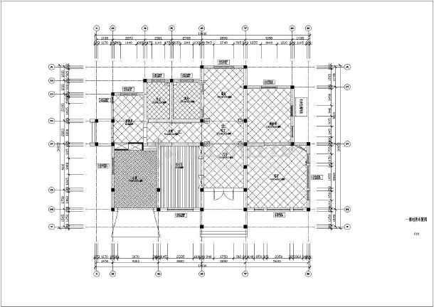 欧式复式别墅全套装修设计图-图3