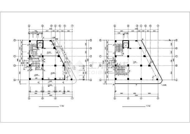 某地私宅建筑设计方案图-图3