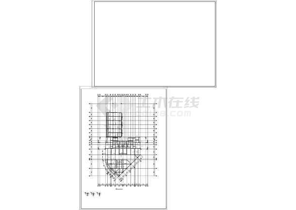 某十三层框剪住宅结构施工图-图1