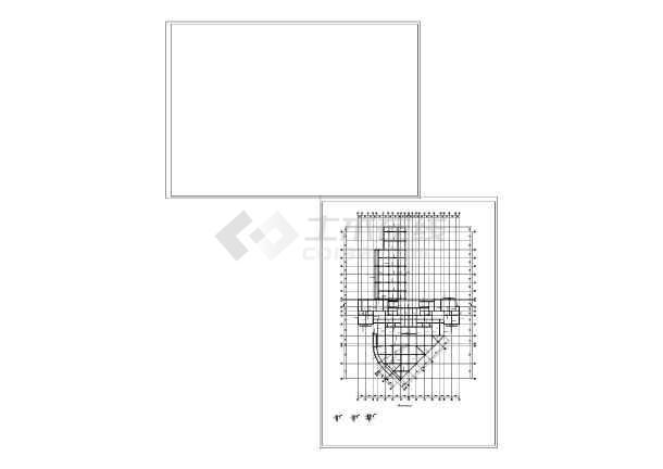 某十三层框剪住宅结构施工图-图3