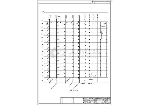 安徽公租房给排水图纸-图3