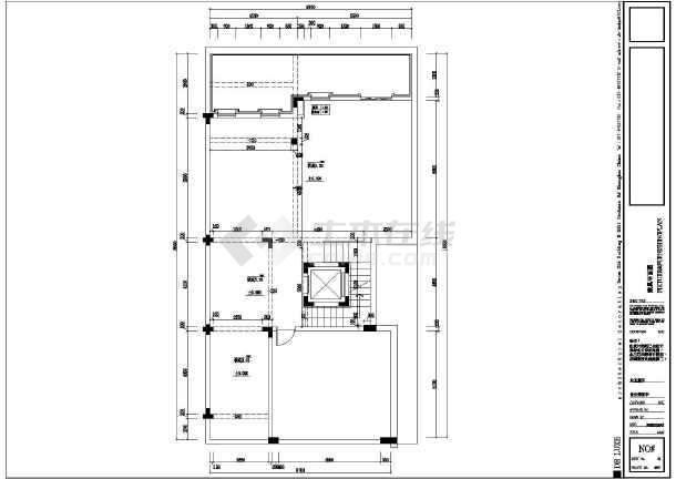 欧式小别墅全套装修设计图-图1