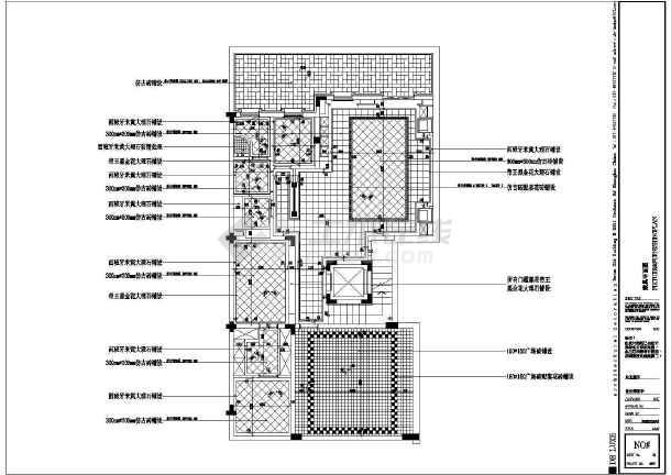 欧式小别墅全套装修设计图-图2
