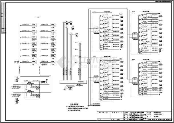 [黑龙江]一类高层住宅楼电气施工图-图2