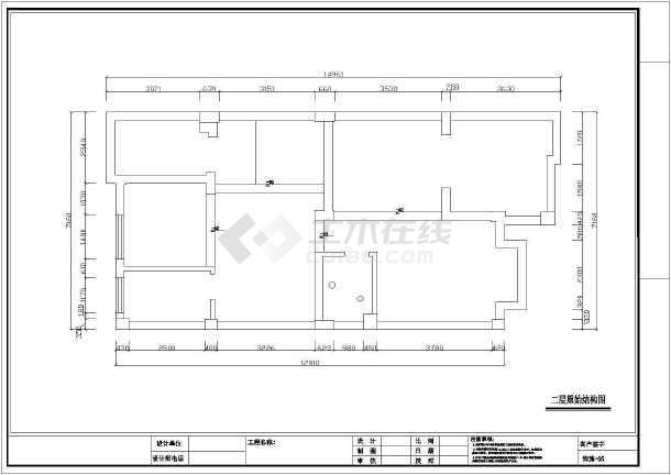 欧式奢华别墅装修设计图-图2