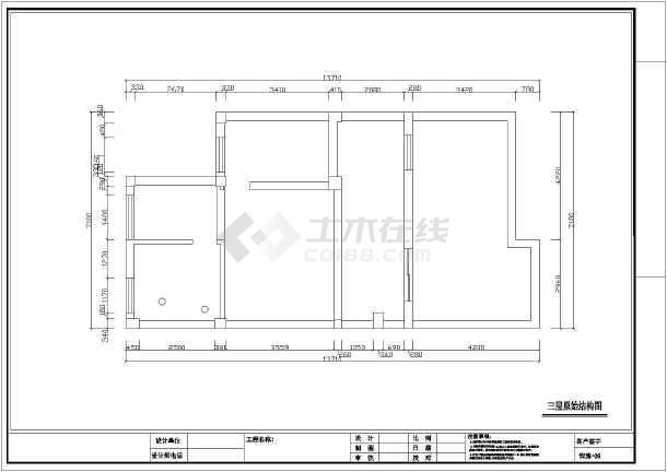 欧式奢华别墅装修设计图-图3