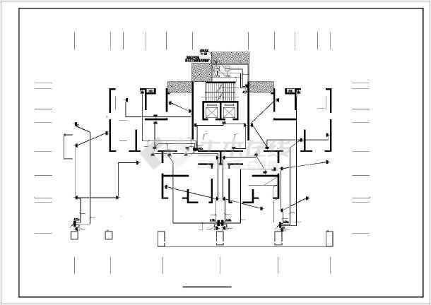 [陕西]高层住宅电气施工图(甲级院最新设计)-图3