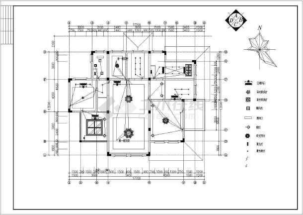 整套欧式别墅设计装修图-图2