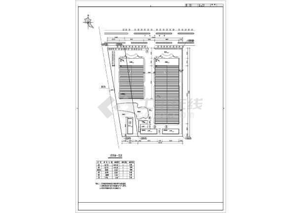 某厂房方案设计图-图1