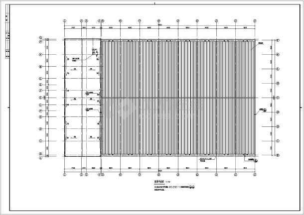 某厂房方案设计图-图3