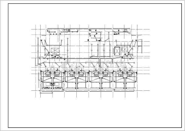 [湖北]市级妇幼保健医院住院大楼电气施工图(甲级院)-图1