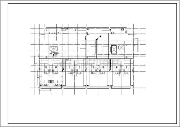 [湖北]市级妇幼保健医院住院大楼电气施工图(甲级院)-图2
