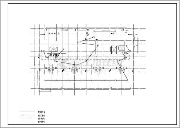 [湖北]市级妇幼保健医院住院大楼电气施工图(甲级院)-图3