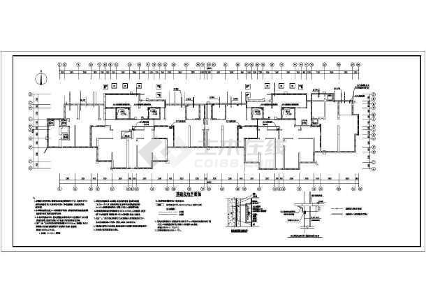 [河北]高档小区住宅楼电气施工图-图3
