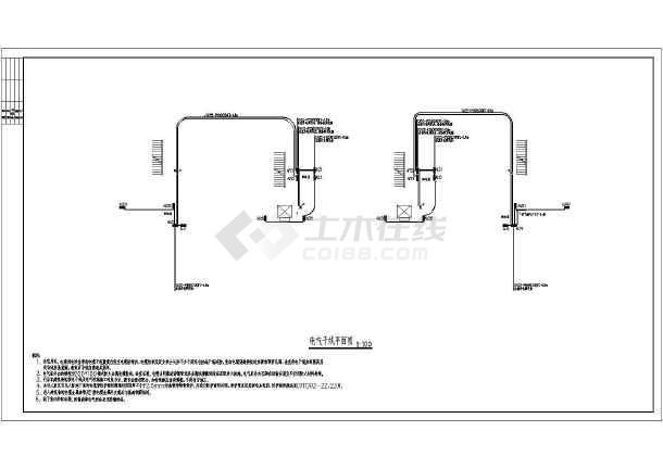 [河北]11层住宅楼电气全套施工图-图2