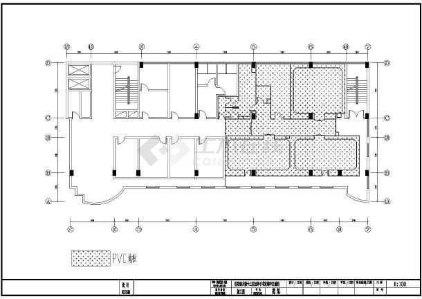 某图纸a图纸手术室医院图纸v图纸空调标注图片
