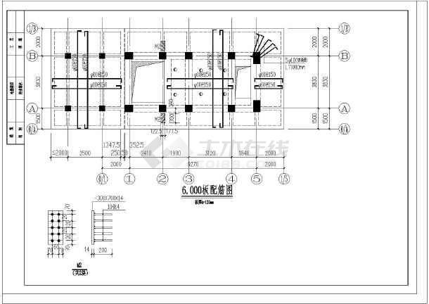 某锅炉房设计cad建筑结构施工图标志汽车logo设计意思图片