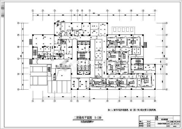 某市医院弹簧a医院手术室图纸及标注图纸人民空调自控需要什么图片