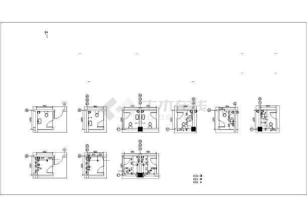 大型综合性建筑给排水意思(餐饮娱乐图纸同层是宾馆的a意思什么pt欧洲图纸里读图片