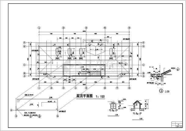 图纸标准建筑房安置设计图纸平面小区花园篮球场图片