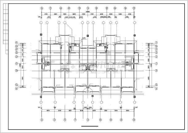 某图纸住宅楼建筑给排水施工图纸城市接线分离机液晶屏图片