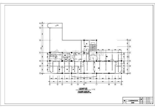 [安徽]医院图纸消防v医院工程施工图纸a0大楼折叠图片