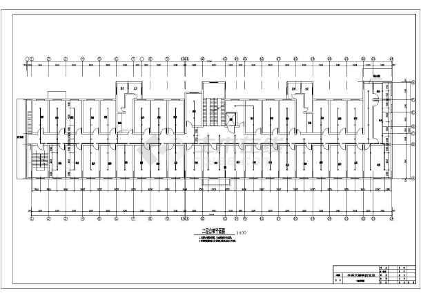 [安徽]医院图纸消防v医院工程施工马甲图纸男士大楼羽绒服图片