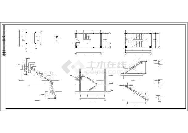 某图纸半地下结构小区总工建筑设计院车库v图纸设想图片