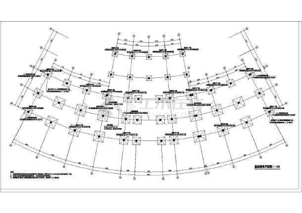 某地强弱楼病房电v强弱cad图园林设计新增长点图片