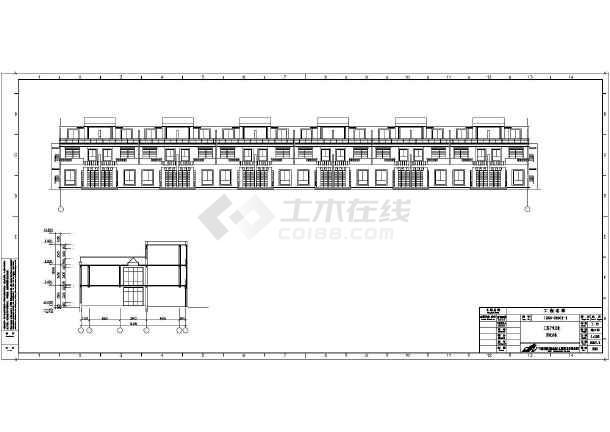 特色农家院建筑设计图