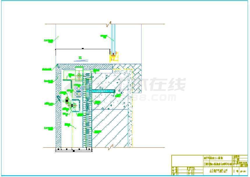某幕墙工程急诊综合楼幕墙医院结构建筑六合无绝对(含病房如何绘制折线统计图上写字图片