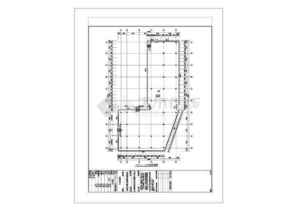 圳]某框架结构77388.5925层玻璃幕墙图纸深长虹h25s86图纸图片