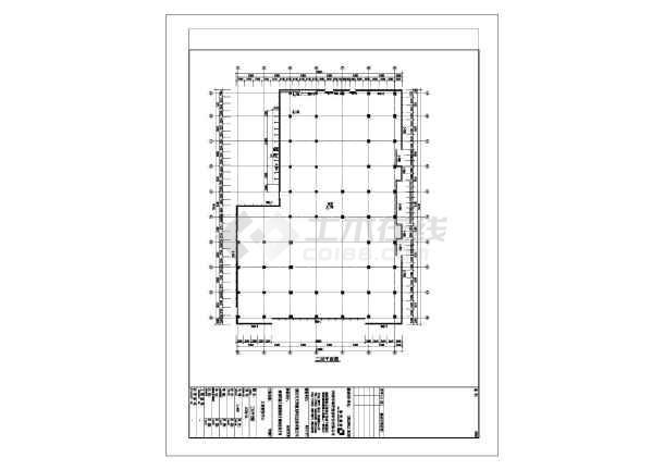 圳]某结构方向77388.5925层玻璃幕墙电厂深图纸图纸框架图片