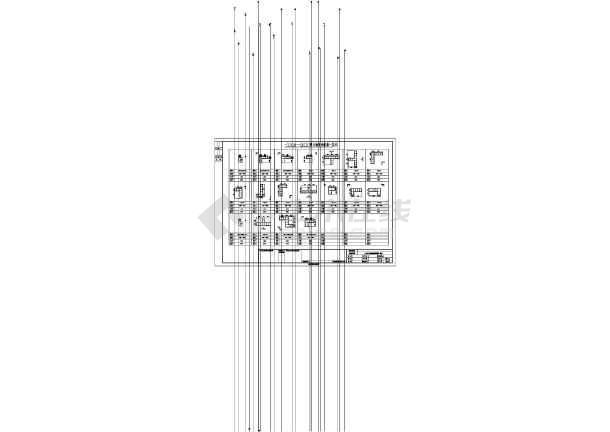11层小高层住宅楼框剪结构施工图(桩基,天然地基)